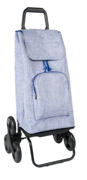 Trolley de courses monte-obstacles