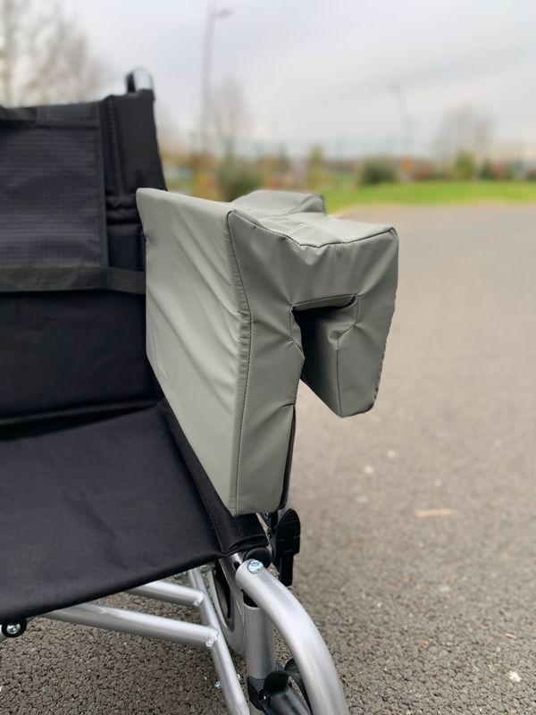Coussin gouttière de fauteuil