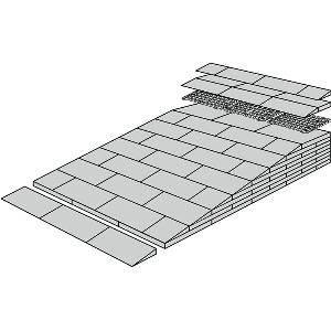 Plan inclinés ramp kit Excellent Systems
