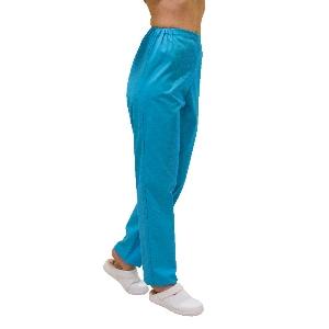 Pantalon Patsy coloris turquoise