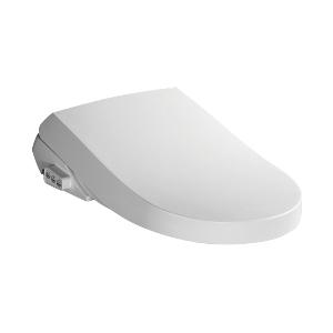 Abattant WC lavant Luxe Silver