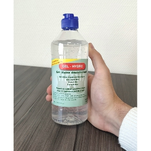 Gel hydroalcoolique 100 ou 500 ml