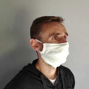 Masque de protection lavable doublé lavable 20 fois