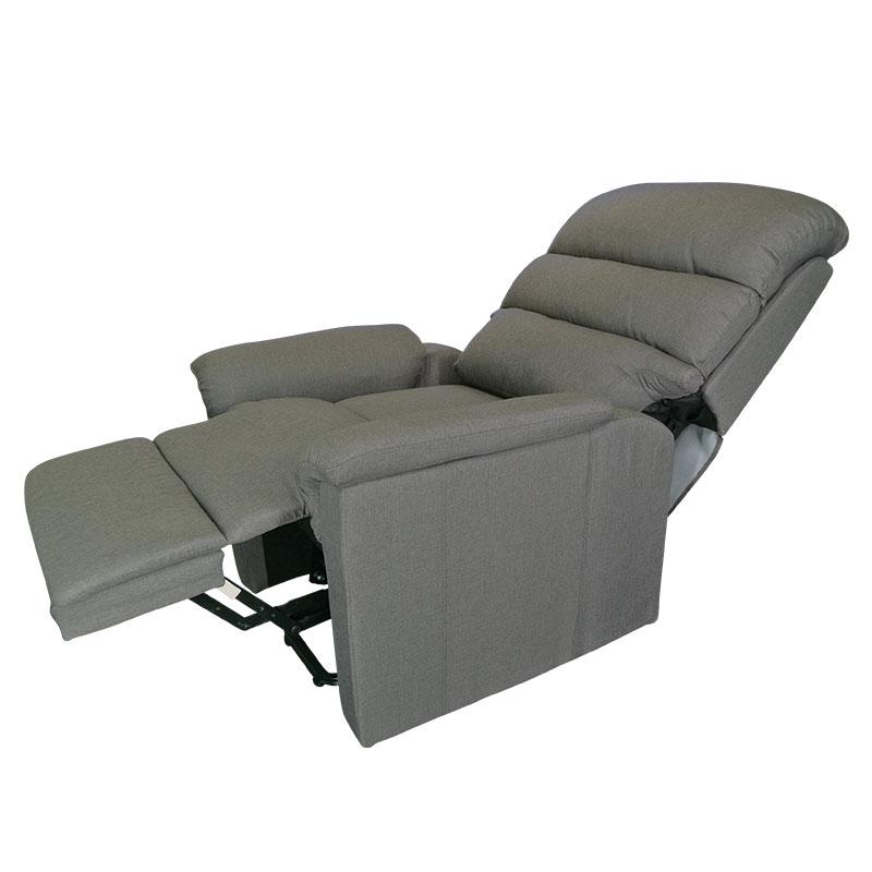 Zoom sur fauteuil de salon