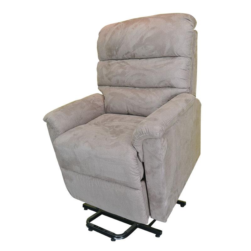 Zoom sur fauteuil releveur