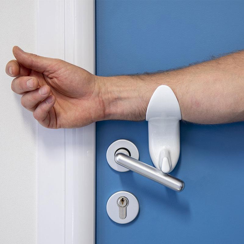 ouvre porte sans contact