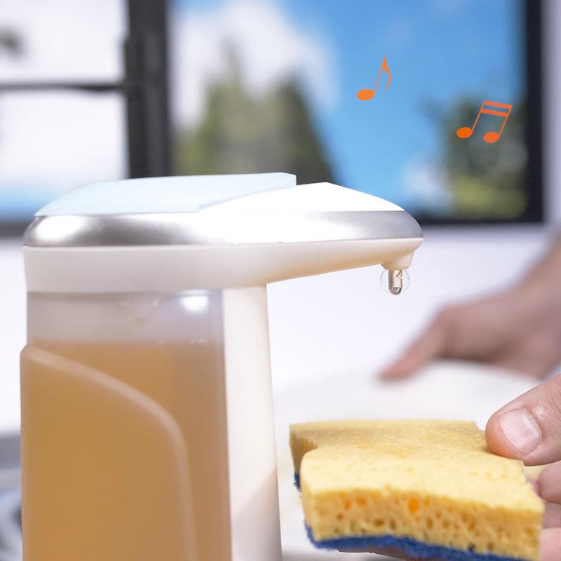 Distributeur infrarouge automatique