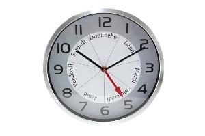 Horloge jours de la semaine Easy