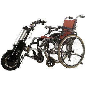 La 5ème roue électrique pour fauteuil roulant