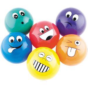Les 6 balles émotions