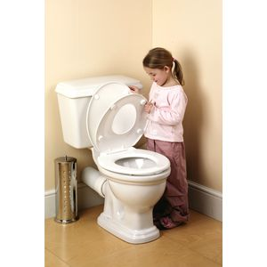Abattant WC réducteur de toilettes