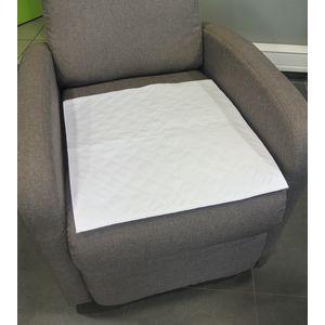 Alèse de fauteuil réutilisable