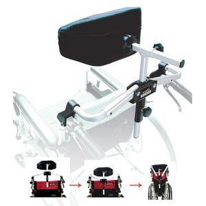 Appui-tête pour fauteuil roulant S-Ergo 125