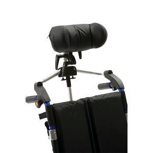 Appui tête universel pour fauteuil roulant