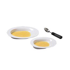 Assiette inclinée Manoy