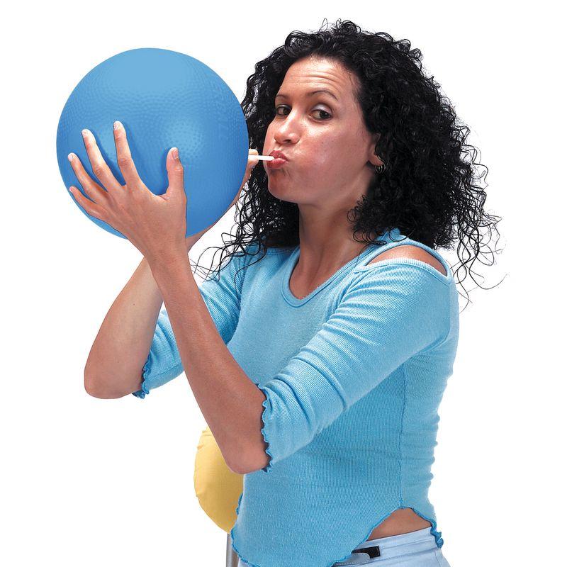 Ballon paille ultra-léger