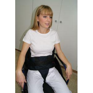 Ceinture pelvienne Confort pour fauteuil roulant
