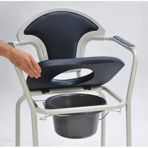 Chaise de toilettes Caraïbes