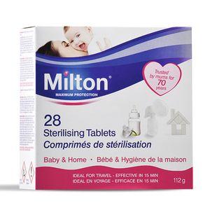 Comprimés de stérélisation Milton
