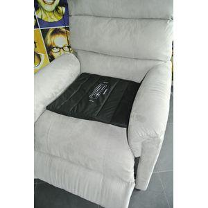 Coussin de fauteuil anti-glissement