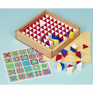 Cubes multicolores