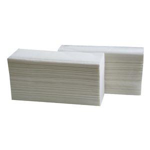 Essuie-mains pliés recharge 30x125
