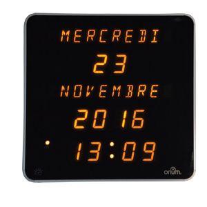 Horloge calendrier Ephéméris