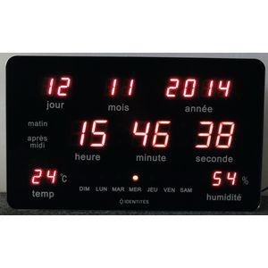 Horloge calendrier StimLed