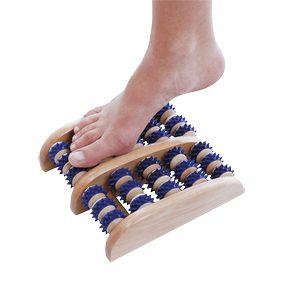 Masseur roller pour les pieds