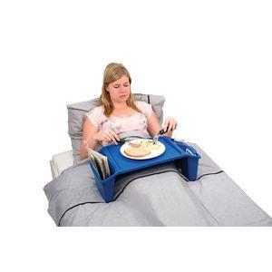 Plateau de repas au lit