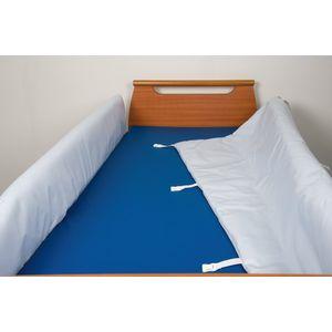 Protection mousse pour barrière de lit