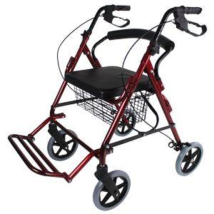 Rollator fauteuil de transfert Victor