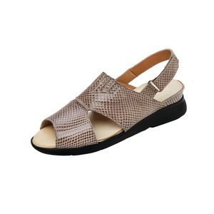 Sandales M4118 Taupe