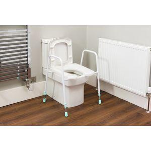 Siège de toilettes Prima