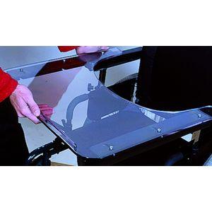 Tablettes universelles pour fauteuil roulant