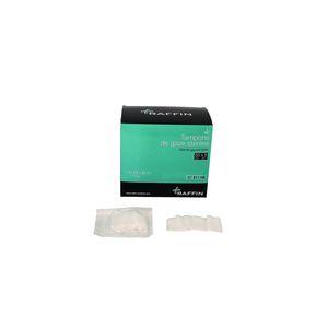 Tampon de gaze hydrophile stérile Raffin
